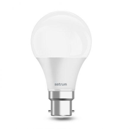 Astrum A120 LED izzó 12W/80W B22 6000K hideg fehér