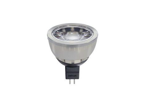Astrum S050 LED izzó 5W/40W MR16 DC12 szürke 6500K hideg fehér