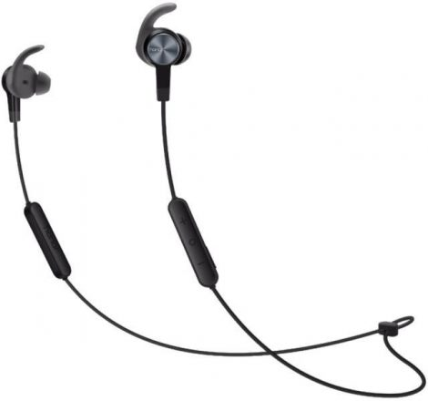 Bliszteres Huawei AM61 sztereo bluetooth sport headset fekete