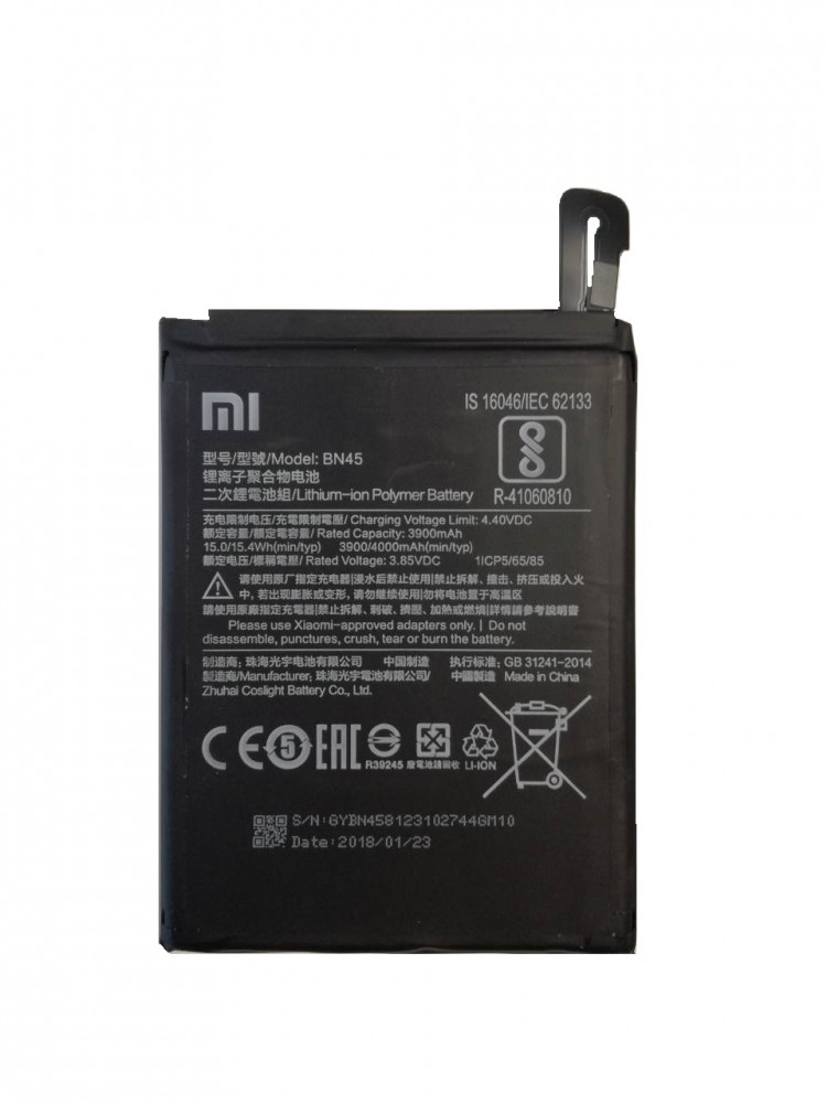 Xiaomi Bn45 Battery Original 3900mah Xiaomi Mi
