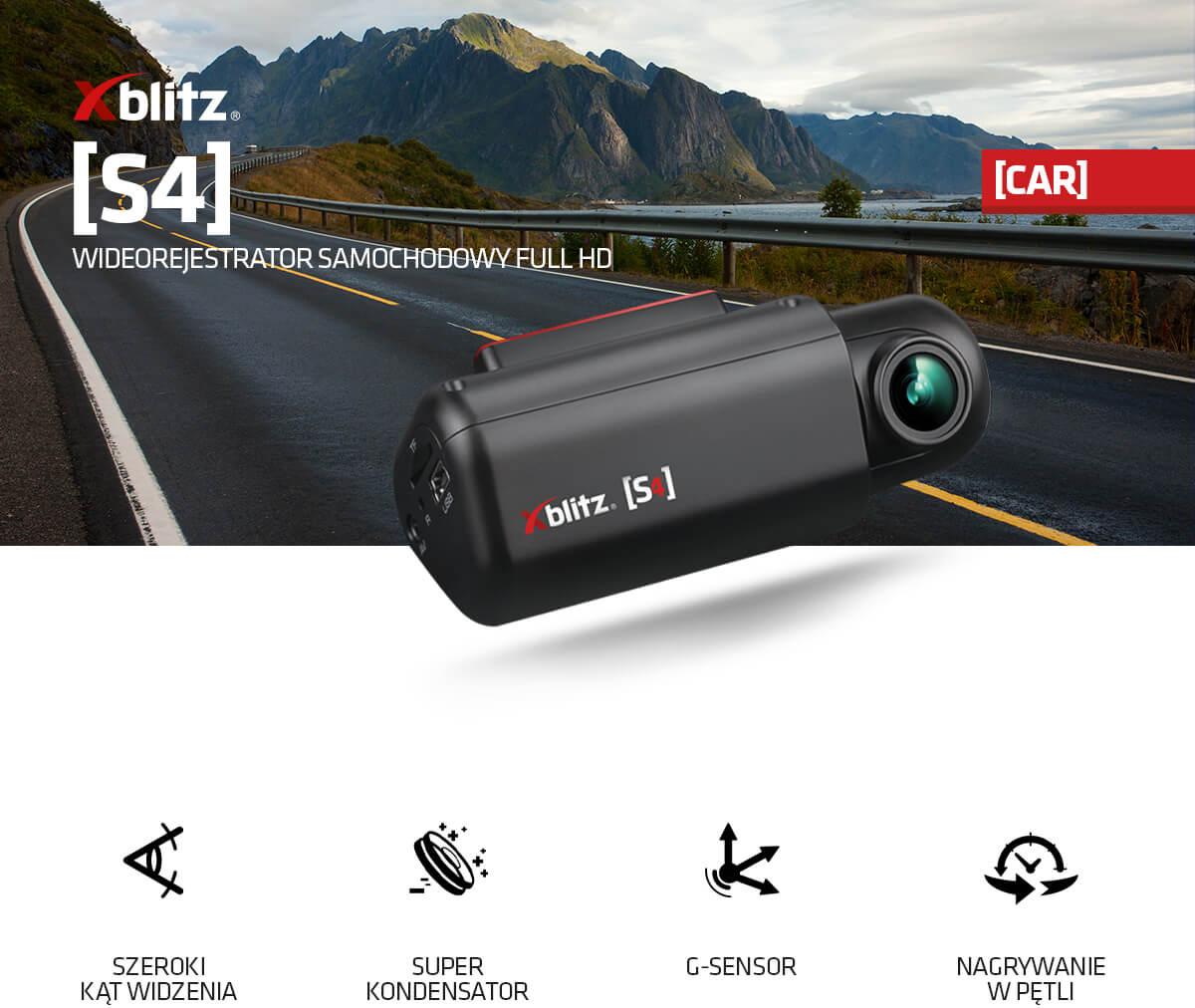 Słuchawki bezprzewodowe BT Xblitz Uni Pro 1