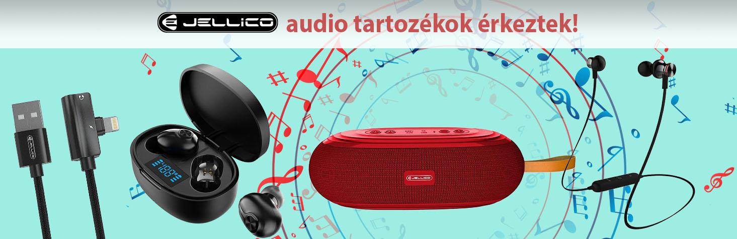 Jellico Audio tartozékok