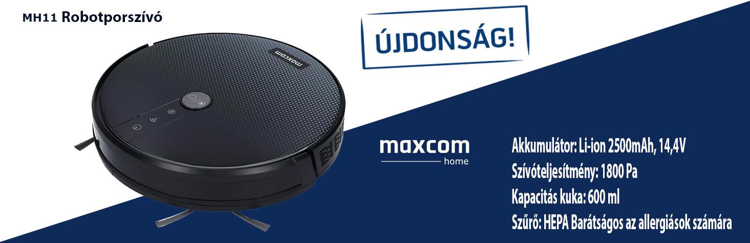 MAXCOM MH11 ROBOTPORSZÍVÓ